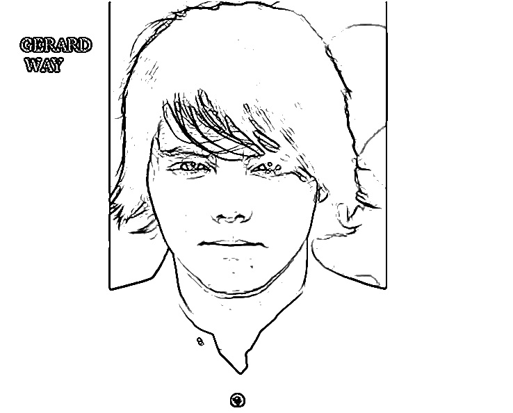 title gerard comments 4 a coloring page